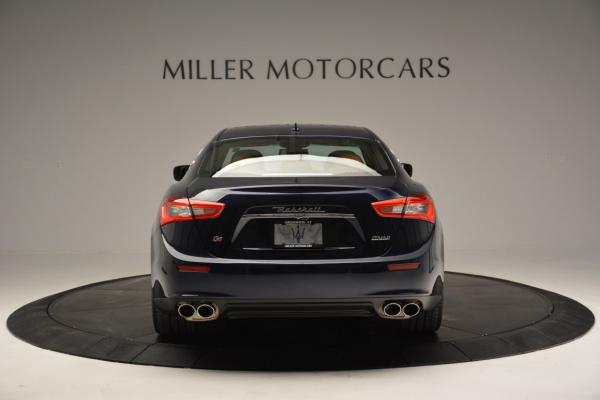 New 2016 Maserati Ghibli S Q4 for sale Sold at Maserati of Greenwich in Greenwich CT 06830 6
