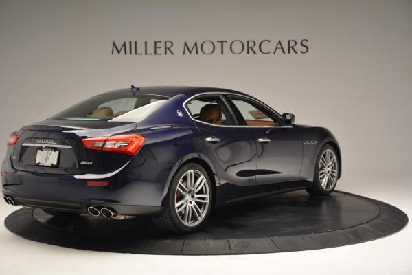 New 2016 Maserati Ghibli S Q4 for sale Sold at Maserati of Greenwich in Greenwich CT 06830 7