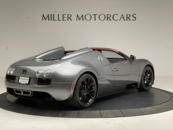 Used 2013 Bugatti Veyron 16.4 Grand Sport Vitesse for sale Call for price at Maserati of Greenwich in Greenwich CT 06830 10