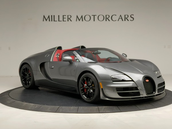 Used 2013 Bugatti Veyron 16.4 Grand Sport Vitesse for sale Call for price at Maserati of Greenwich in Greenwich CT 06830 11