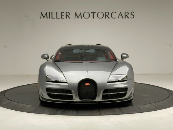 Used 2013 Bugatti Veyron 16.4 Grand Sport Vitesse for sale Call for price at Maserati of Greenwich in Greenwich CT 06830 12