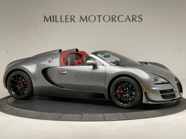 Used 2013 Bugatti Veyron 16.4 Grand Sport Vitesse for sale Call for price at Maserati of Greenwich in Greenwich CT 06830 13