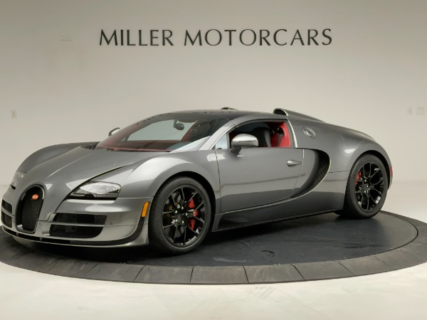 Used 2013 Bugatti Veyron 16.4 Grand Sport Vitesse for sale Call for price at Maserati of Greenwich in Greenwich CT 06830 14