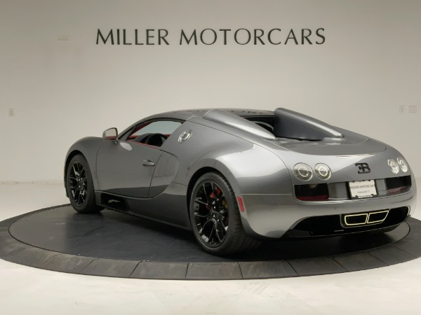 Used 2013 Bugatti Veyron 16.4 Grand Sport Vitesse for sale Call for price at Maserati of Greenwich in Greenwich CT 06830 15
