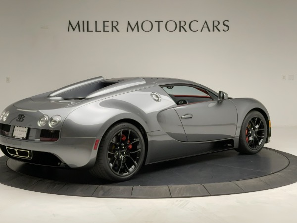 Used 2013 Bugatti Veyron 16.4 Grand Sport Vitesse for sale Call for price at Maserati of Greenwich in Greenwich CT 06830 16