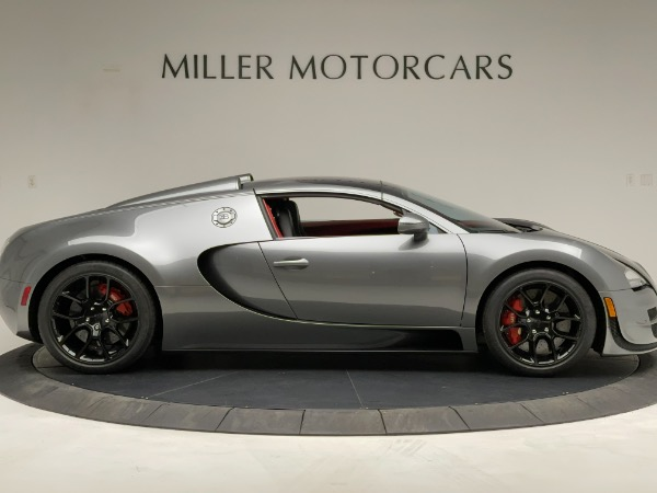 Used 2013 Bugatti Veyron 16.4 Grand Sport Vitesse for sale Call for price at Maserati of Greenwich in Greenwich CT 06830 18