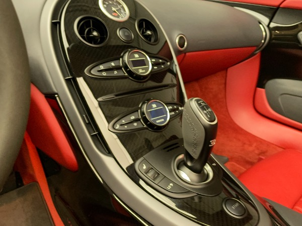 Used 2013 Bugatti Veyron 16.4 Grand Sport Vitesse for sale Call for price at Maserati of Greenwich in Greenwich CT 06830 25