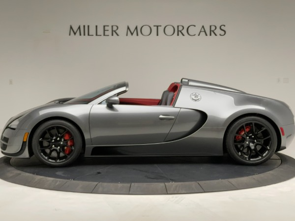 Used 2013 Bugatti Veyron 16.4 Grand Sport Vitesse for sale Call for price at Maserati of Greenwich in Greenwich CT 06830 3