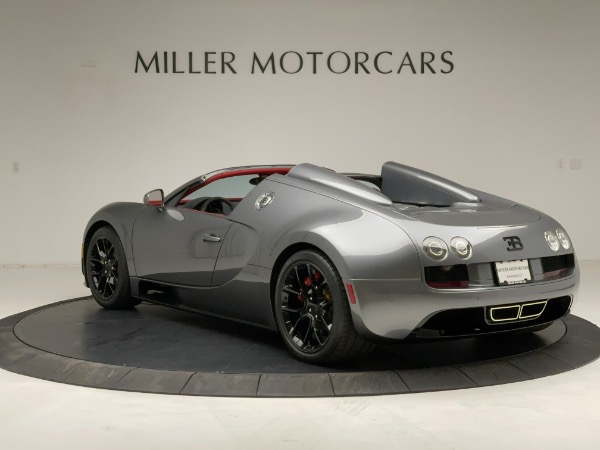 Used 2013 Bugatti Veyron 16.4 Grand Sport Vitesse for sale Call for price at Maserati of Greenwich in Greenwich CT 06830 5