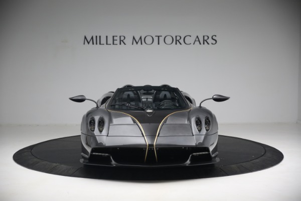 Used 2017 Pagani Huayra Roadster for sale Call for price at Maserati of Greenwich in Greenwich CT 06830 17