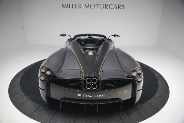 Used 2017 Pagani Huayra Roadster for sale Call for price at Maserati of Greenwich in Greenwich CT 06830 21