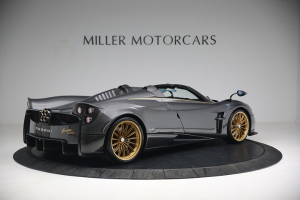 Used 2017 Pagani Huayra Roadster for sale Call for price at Maserati of Greenwich in Greenwich CT 06830 8
