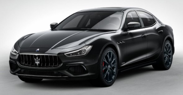 New 2021 Maserati Ghibli S Q4 GranSport for sale Call for price at Maserati of Greenwich in Greenwich CT 06830 1