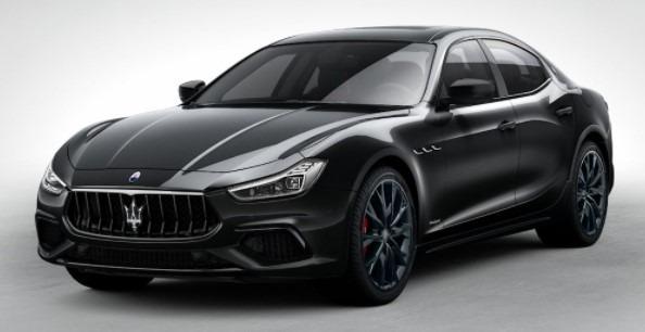New 2021 Maserati Ghibli S Q4 GranSport for sale $97,985 at Maserati of Greenwich in Greenwich CT 06830 1