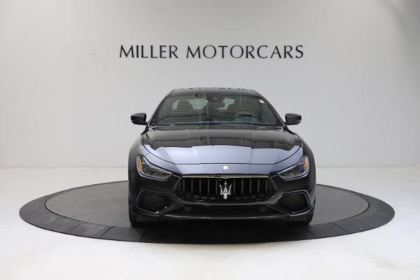 New 2021 Maserati Ghibli S Q4 GranSport for sale $100,285 at Maserati of Greenwich in Greenwich CT 06830 13
