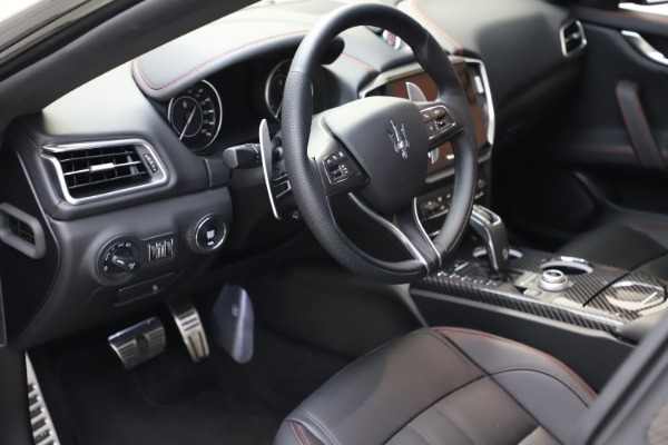 New 2021 Maserati Ghibli S Q4 GranSport for sale $100,285 at Maserati of Greenwich in Greenwich CT 06830 14