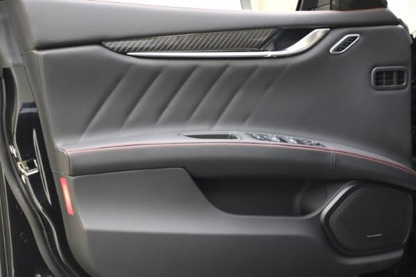New 2021 Maserati Ghibli S Q4 GranSport for sale $100,285 at Maserati of Greenwich in Greenwich CT 06830 17