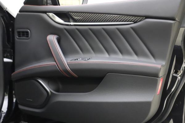 New 2021 Maserati Ghibli S Q4 GranSport for sale $100,285 at Maserati of Greenwich in Greenwich CT 06830 23