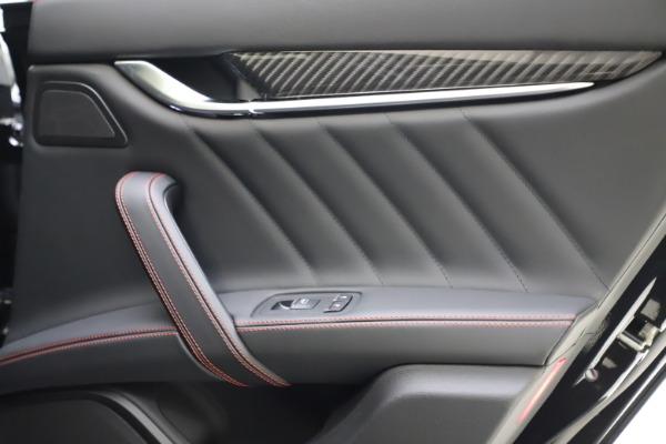 New 2021 Maserati Ghibli S Q4 GranSport for sale $100,285 at Maserati of Greenwich in Greenwich CT 06830 25