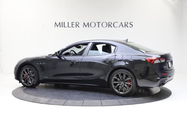 New 2021 Maserati Ghibli S Q4 GranSport for sale $100,285 at Maserati of Greenwich in Greenwich CT 06830 4