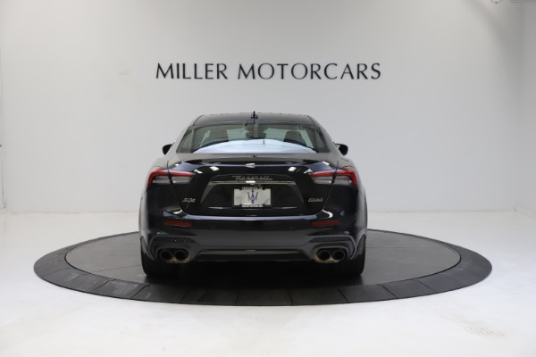 New 2021 Maserati Ghibli S Q4 GranSport for sale $100,285 at Maserati of Greenwich in Greenwich CT 06830 7