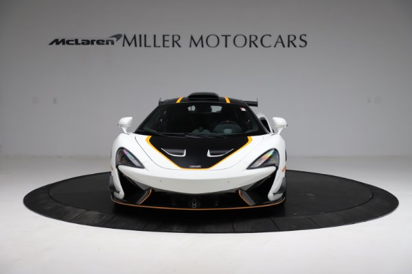 New 2020 McLaren 620R for sale $312,605 at Maserati of Greenwich in Greenwich CT 06830 10