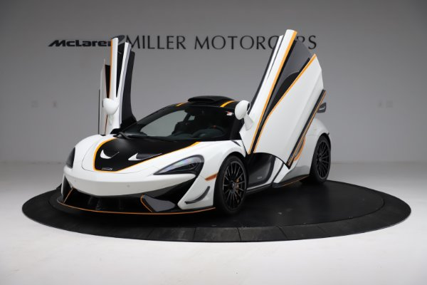 New 2020 McLaren 620R for sale $312,605 at Maserati of Greenwich in Greenwich CT 06830 11