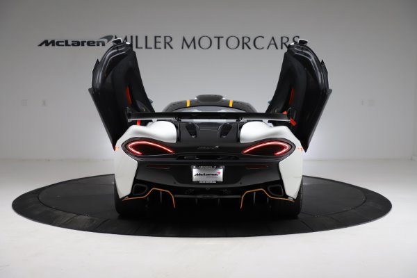 New 2020 McLaren 620R for sale $312,605 at Maserati of Greenwich in Greenwich CT 06830 13