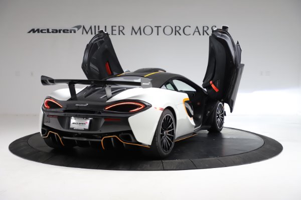 New 2020 McLaren 620R for sale $312,605 at Maserati of Greenwich in Greenwich CT 06830 14
