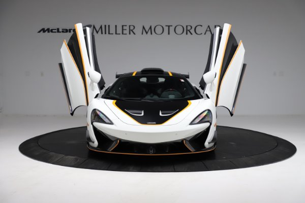 New 2020 McLaren 620R for sale $312,605 at Maserati of Greenwich in Greenwich CT 06830 16