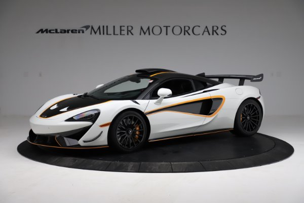 New 2020 McLaren 620R for sale $312,605 at Maserati of Greenwich in Greenwich CT 06830 2