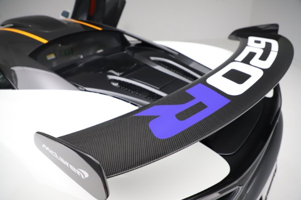 New 2020 McLaren 620R for sale $312,605 at Maserati of Greenwich in Greenwich CT 06830 25