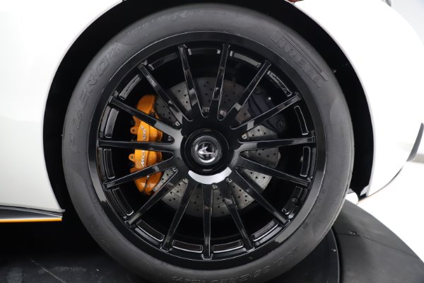 New 2020 McLaren 620R for sale $312,605 at Maserati of Greenwich in Greenwich CT 06830 28