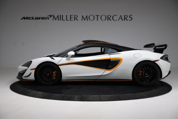 New 2020 McLaren 620R for sale $312,605 at Maserati of Greenwich in Greenwich CT 06830 3
