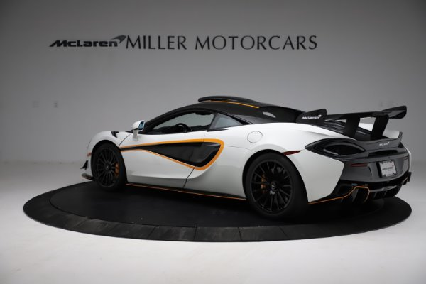 New 2020 McLaren 620R for sale $312,605 at Maserati of Greenwich in Greenwich CT 06830 4
