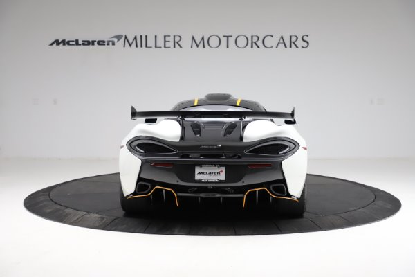 New 2020 McLaren 620R for sale $312,605 at Maserati of Greenwich in Greenwich CT 06830 5