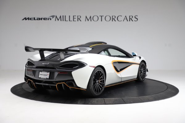 New 2020 McLaren 620R for sale $312,605 at Maserati of Greenwich in Greenwich CT 06830 6