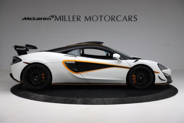 New 2020 McLaren 620R for sale $312,605 at Maserati of Greenwich in Greenwich CT 06830 7
