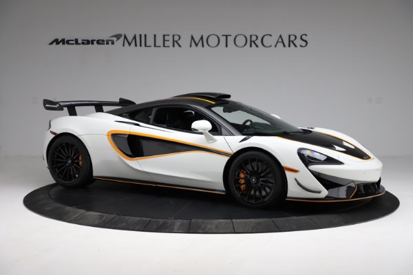 New 2020 McLaren 620R for sale $312,605 at Maserati of Greenwich in Greenwich CT 06830 8