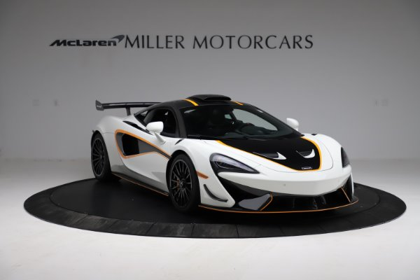 New 2020 McLaren 620R for sale $312,605 at Maserati of Greenwich in Greenwich CT 06830 9