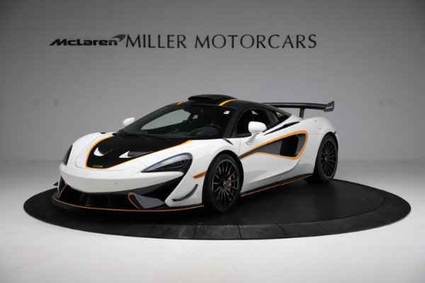 New 2020 McLaren 620R for sale $312,605 at Maserati of Greenwich in Greenwich CT 06830 1