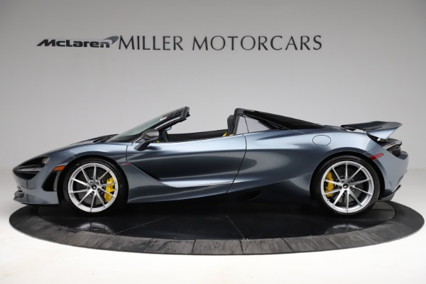 New 2021 McLaren 720S Spider for sale $351,450 at Maserati of Greenwich in Greenwich CT 06830 2