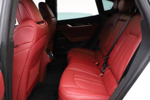 New 2021 Maserati Levante Q4 GranSport for sale $95,835 at Maserati of Greenwich in Greenwich CT 06830 18