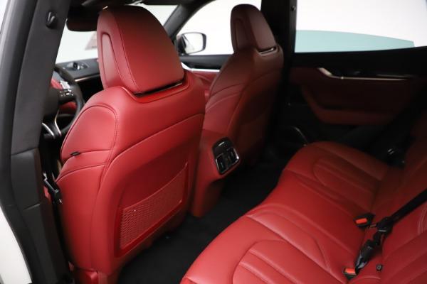 New 2021 Maserati Levante Q4 GranSport for sale $95,835 at Maserati of Greenwich in Greenwich CT 06830 19