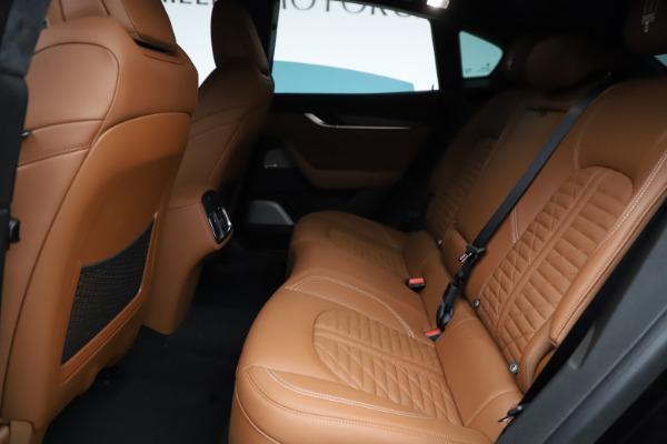 New 2021 Maserati Levante GTS for sale $139,585 at Maserati of Greenwich in Greenwich CT 06830 23