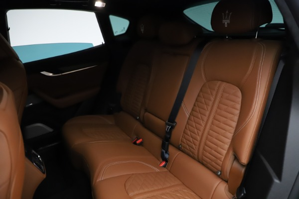 New 2021 Maserati Levante GTS for sale $139,585 at Maserati of Greenwich in Greenwich CT 06830 24