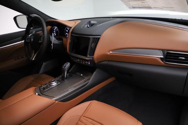 New 2021 Maserati Levante GTS for sale $139,585 at Maserati of Greenwich in Greenwich CT 06830 25