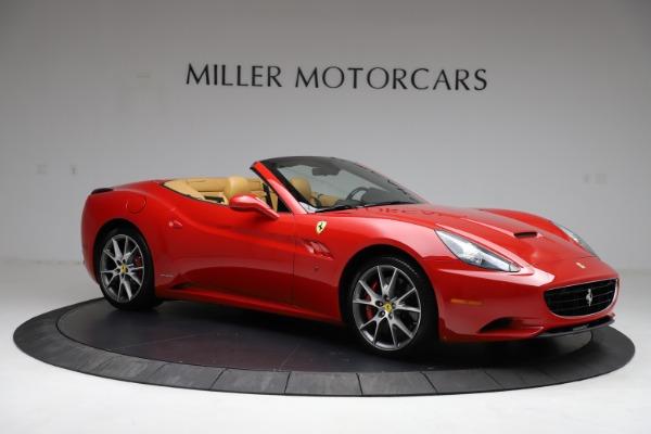 Used 2010 Ferrari California for sale $114,900 at Maserati of Greenwich in Greenwich CT 06830 10