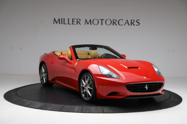 Used 2010 Ferrari California for sale $114,900 at Maserati of Greenwich in Greenwich CT 06830 11