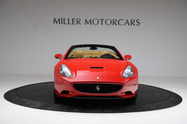 Used 2010 Ferrari California for sale $114,900 at Maserati of Greenwich in Greenwich CT 06830 12